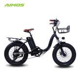 AMS-Tdn-01 20pouces pneu gras pliable vélo électrique E scooter
