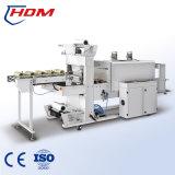 La macchina automatica di sigillamento del manicotto lega la macchina con un nastro calda di imballaggio con involucro termocontrattile