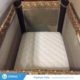 La protección contra las manchas Pack n Play protector de colchón de cuna