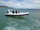 Barca di polizia marina della barca di Patrole della nervatura della barca di polizia di Liya piccola