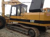 使用された幼虫E200bのクローラー掘削機猫E200bの掘削機
