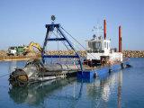 Draga da sução do cortador da alta qualidade/navio chineses draga dos sedimentos