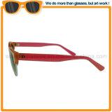 耐久の半分の金属フレームの方法サングラスの人デザイナーサングラス