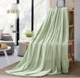 Coral Fleece Tissus de flanelle Blanket Super Doux Air-Condition couverture chaude