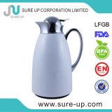 Boccetta di vuoto di vetro verniciata del POT del tè del corpo dell'acciaio inossidabile 1L (JGCD)