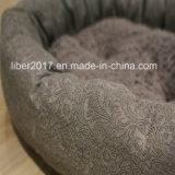 مستديرة كلب سرير رفاهية تصميم محبوب أريكة مصنع [هندمد] محبوب سرير أريكة