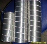 Creatore di alluminio a spirale Full-Automatic del tubo, condotto di alluminio flessibile che fa macchina