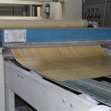 Papier en bois d'Impregnatde de mélamine des graines de teck pour des meubles de bureau