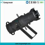 Customized Marcação 150W DMX Gobo Projector LED luz para a etapa