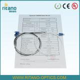Dämpfungsärmer Mini-Input LC/Upc, Faser-optische Zöpfe der CWDM Baugruppen-2channels der Ausgabe-LC/APC 1meter
