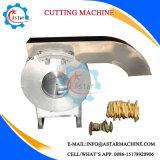 形のポテトの切削工具機械をスタックし、除去する
