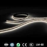 Ce/RoHSはRGB IP65 LEDライトストリップSMD2835適用範囲が広いLEDのストリップを防水する