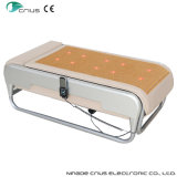 Contrôle intelligent du rouleau de jade de chauffage électrique V3 lit de massage