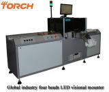 Picareta do diodo emissor de luz da tocha e máquina automáticas do lugar