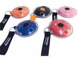 el bolso de compras plegable rueda para arriba en bolso mágico del recorrido del pequeño caso