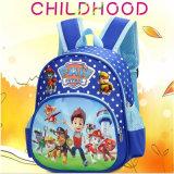 Saco de escola de Impressão de desenhos animados Kids Backpack para o pré-escolar