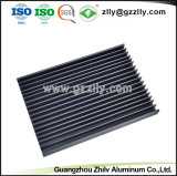 Dissipatore di calore di alluminio T5 dell'espulsione anodizzato fabbrica 6063