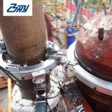 Od 거치된 휴대용 압축 공기를 넣은 균열 프레임 또는 관 절단 및 경사지는 기계 - SFM0206P