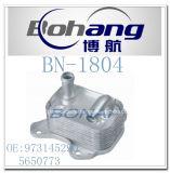 Refrigerador de petróleo de Astra G 1.7td del repuesto del automóvil de Bonai (973145290/5650773) para Opel