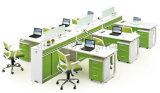 Современный стиль персонала на компьютер в офисе шкаф управления разделами (SZ-WST636)