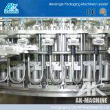 Machine de remplissage de bouteilles de jus d'orange