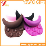 Almohada de masaje suave de silicona, baño almohada peluquería y servicio de limpieza de dinero (XY-SP-186)