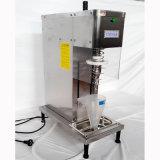 Новая приезжанная машина мороженного свирли нержавеющей стали