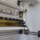 Machine à cintrer en aluminium hydraulique, prix de frein de presse