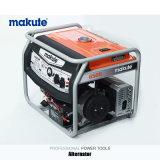 Звукоизолирующие 5.5kVA дизельный двигатель мощность генераторной установки