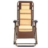 Th1806 Infinito Zero Gravity silla con asiento de bambú