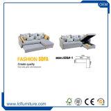 Basi di sofà moderne sezionali del tessuto della base di sofà della mobilia della mobilia domestica del salone