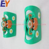 책상 진열대를 위한 조정가능한 PVC 이동 전화 홀더