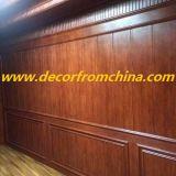 El panel compuesto del polvo del PVC y de madera a la pared y al techo revestidos