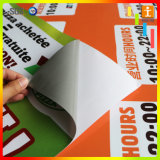 Sticker van het Venster van pvc van de Prijs van de fabriek de Vinyl met Certificatie RoHS (tj-024)