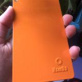 Ral2009光沢度の高いエポキシポリエステルオレンジ粉のコーティング