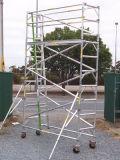 Гальванизированная передвижная стальная ремонтина башни для украшения (SS-012)