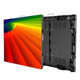 Schermo di visualizzazione esterno del LED P10 per installazione permanente