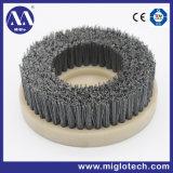 Cepillos Industriales cepillos de disco personalizado para el rebabado pulido (dB-100023)