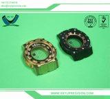 アルミニウム鋼片CNCの機械化