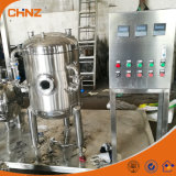 Tipo Agitated equipamento do raspador do vácuo da proteção de Environmenttal do concentrador do evaporador da película fina