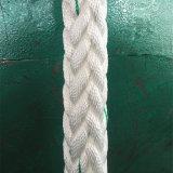 68mm corda Mixed di attracco di Kevlar del poliestere del polipropilene dei 12 fili dalla Cina