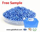 La plastica appallottola i granelli Masterbatch 25kg blu pp
