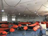 Tubes gonflables de délivrance de marine de Liya 2-6.5m pour des bateaux