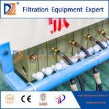 Macchina della filtropressa dell'alloggiamento della membrana dell'olio di trattamento delle acque della DZ