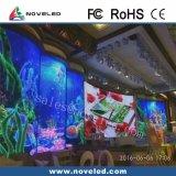 Im Freienmiete LED-Bildschirm mit HD sterben Form Alumium Schrank 500mm x 500mm