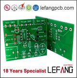 PWB da placa de circuito impresso das camadas dobro com revestimento de OSP