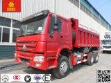 低価格のSinotruk HP290 HOWO 6X4のダンプかダンプカートラック