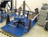 自動オフィス装置のオフィスの椅子の足車の耐久性の試験装置