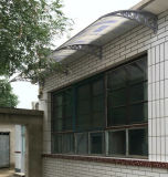 Het onbeperkte Afbaarden van het Aluminium van de Aansluting voor Balkon/Gazebo