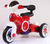 Мотоцикл малышей миниый электрический с освещенными колесами